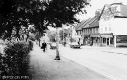 Letchworth, Station Road c.1965