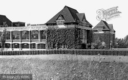 Letchworth, The Spirella Factory c.1950