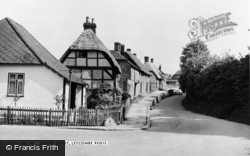 South Street c.1955, Letcombe Regis
