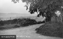 The Downs c.1955, Letcombe Regis