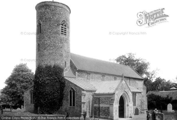 Photo of Letheringsett, St Andrew's Church 1896