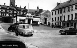Market Square c.1960, Letterkenny