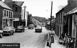 Port Road c.1960, Letterkenny