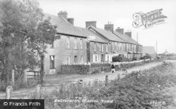 Station Road c.1955, Letterston
