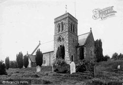 St John's Church 1890, Leusdon