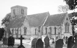 Holy Trinity Church c.1955, Leven