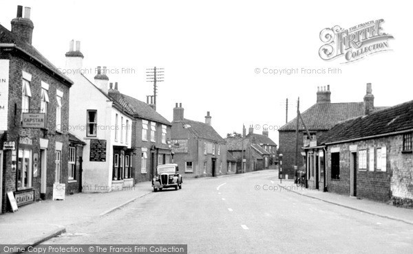 Photo of Leven, Main Road c.1955