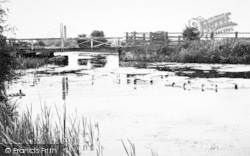 The Bridge c.1955, Leven