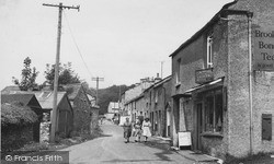 Levens, Main Street c.1955