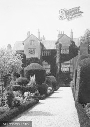 The Hall And Gardens 1891, Levens