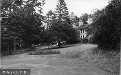 Whinthwaite Guest House c.1960, Levens