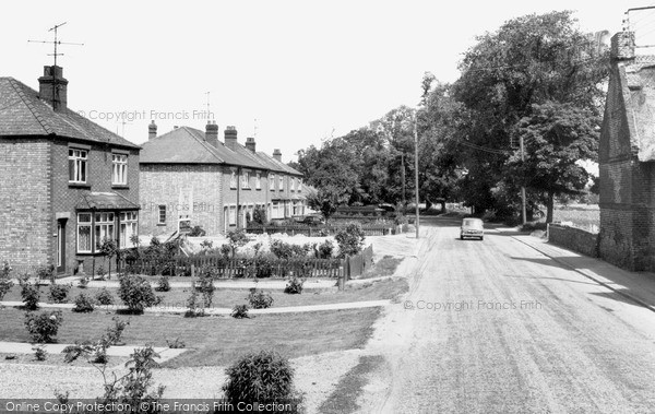 Photo of Leverington, Church Street c1960