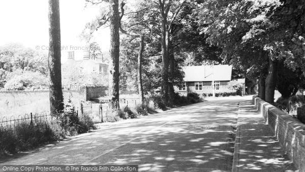 Photo of Leverington, Gorefield Road c.1960