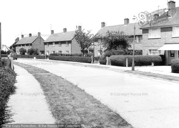Photo of Leverington, Perry Road c.1960
