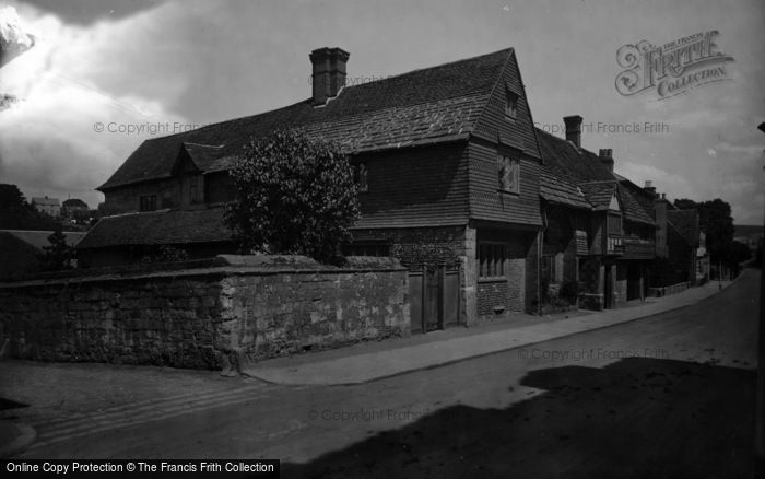 Photo of Lewes, Anne Of Cleves House 1921