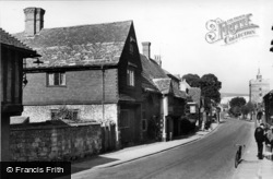 Lewes, Anne Of Cleves House c.1950