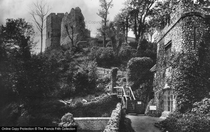 Photo of Lewes, Castle 1903