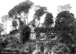 Lewes, Castle Lodge 1898
