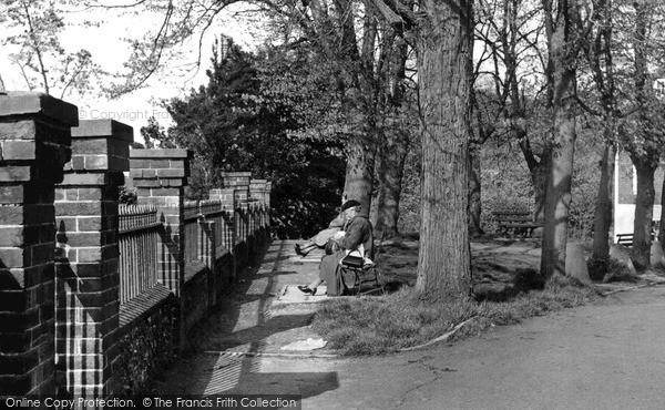 Photo of Lewes, Castle Precinct c.1960