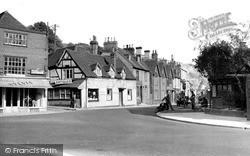 Lewes, Cliffe Corner c.1950