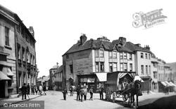 Lewes, Crown Hotel 1890