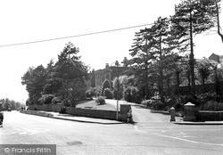 Lewes, Gaol c.1950
