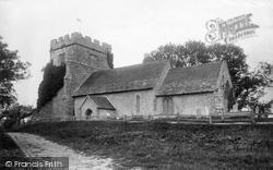 Lewes, Hamsey Church 1894