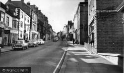 Lewes, High Street c.1965