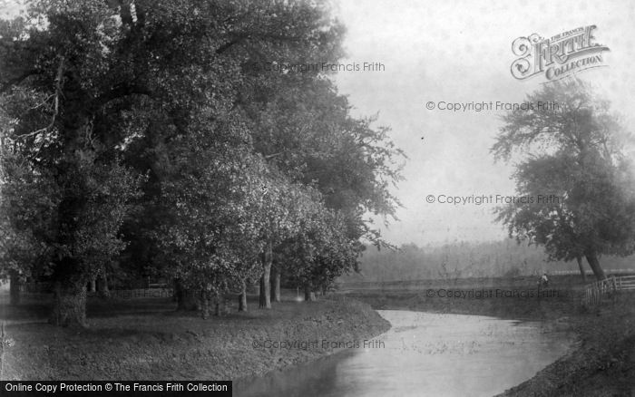 Photo of Lewes, On The Ouse 1894