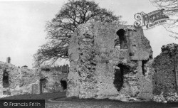 Lewes, Ruins Of The Priory Of St Pancras c.1955