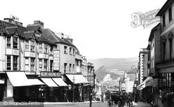 Lewes, School Hill 1898