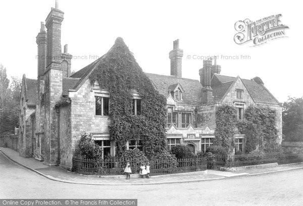 Photo of Lewes, Southover Grange 1894