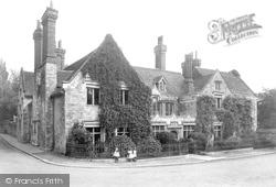 Lewes, Southover Grange 1894