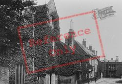 Lewes, St Anne's Hill 1898