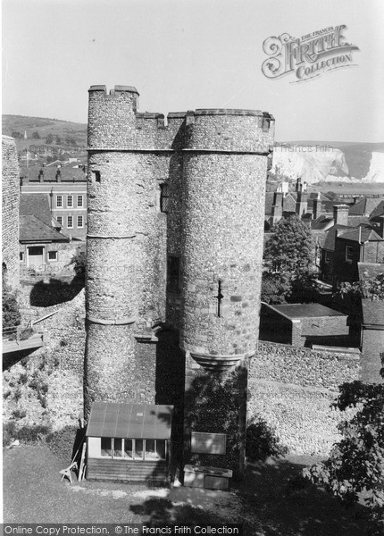 Photo of Lewes, The Barbican c.1955