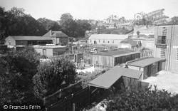 Lewes, The Market c.1950