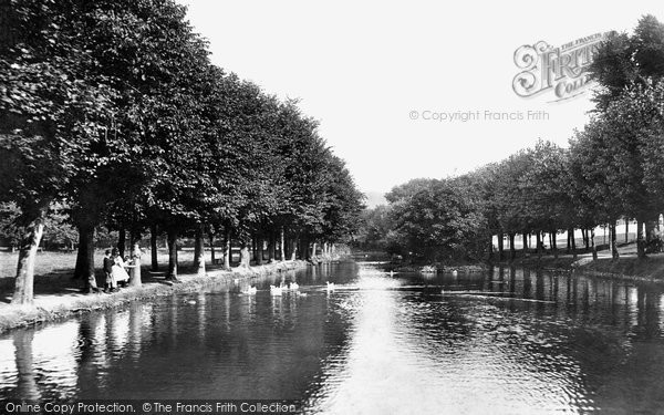 Photo of Lewes, The Pells 1894