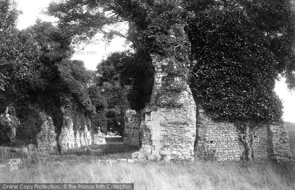 Photo of Lewes, The Priory 1894