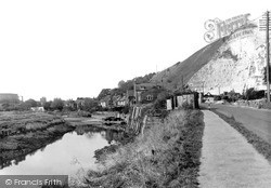 The River Ouse c.1950, Lewes