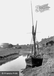The River Ouse c.1960, Lewes