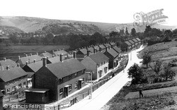 View From New Housing Estate c.1950, Lewes