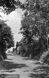 Lewes, Winterbourne Lane 1921