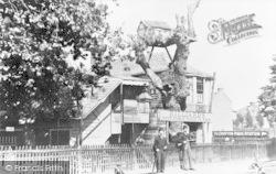 Lewisham, Brockley Jack, Crofton Park c.1890