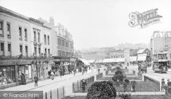Lewisham, High Street c.1900