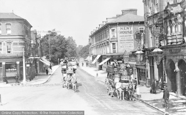 Photo of Lewisham, Lee Green c.1900