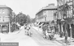 Lewisham, Lee Green c.1900