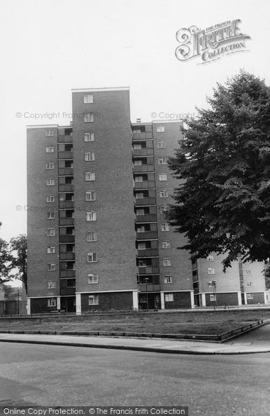 Photo of Lewisham, Leebridge Court, Lee Green c.1960