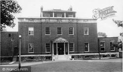 Manor House Library, Lee Green c.1960, Lewisham