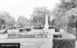 Memorial Gardens c.1960, Lewisham
