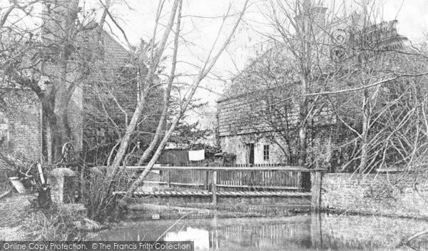 Photo of Lewisham, Southend Mill c.1905